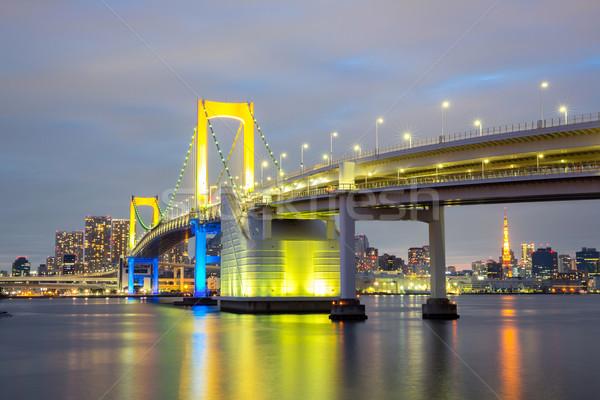 Asian bridge