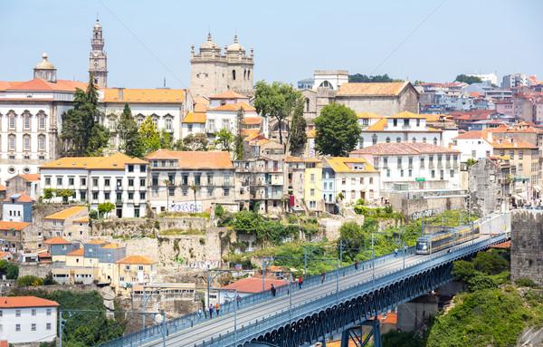 Porto Cityscape Portugal Stock photo © vichie81