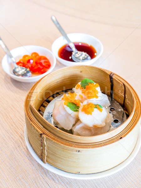 Dim Sum Stock photo © vichie81
