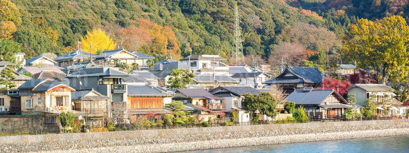 Uji Kyoto Japan Stock photo © vichie81