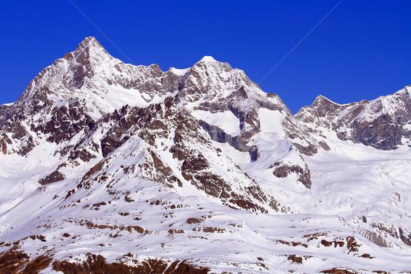 The Swiss Alps Switzerland Stock photo © vichie81