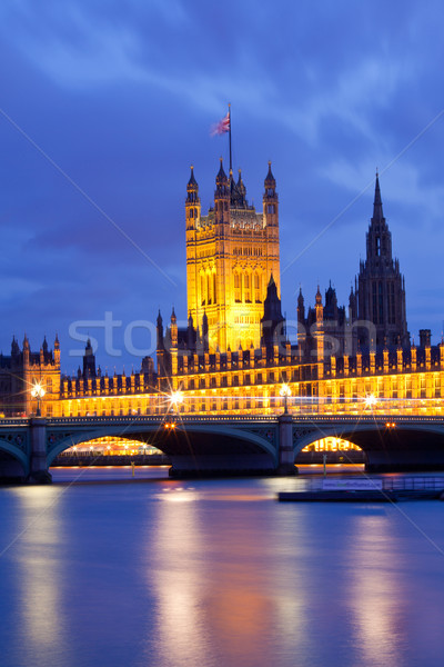 House of Parliament London Stock photo © vichie81