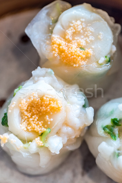 scallop Hagao Dim sum Stock photo © vichie81