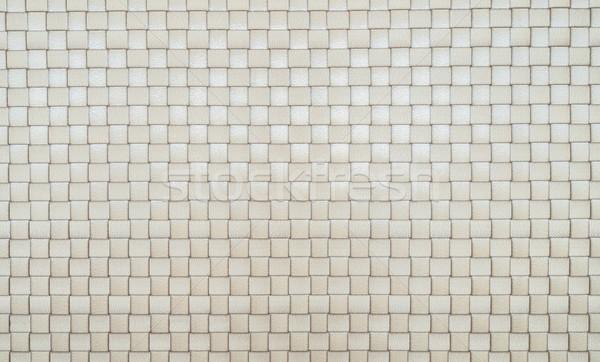 Rattan texture Stock photo © vichie81