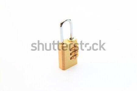 Pad Lock Stock photo © vichie81