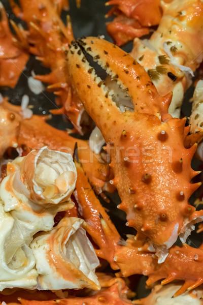 alaskan king crab Stock photo © vichie81