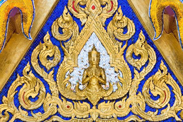 temple ornamental Stock photo © vichie81
