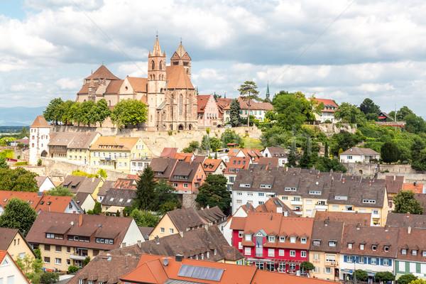 Breisach Germany Stock photo © vichie81