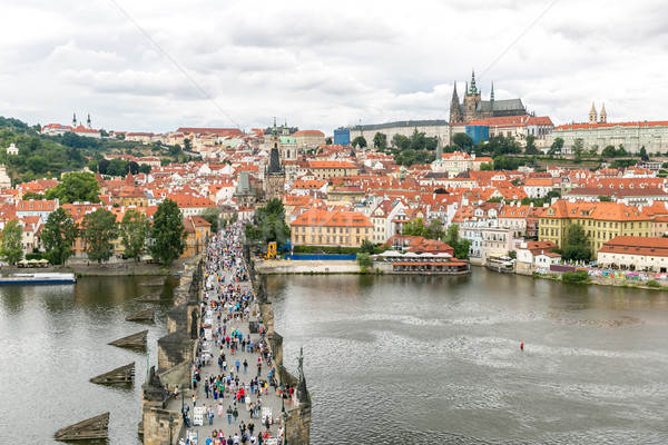 Stock photo: Pargue Czech Republic