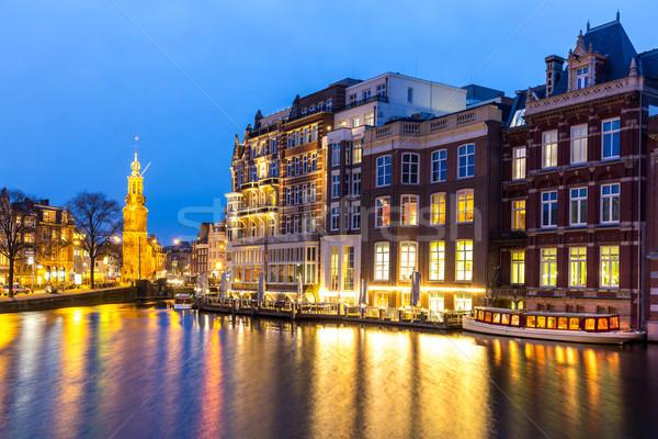 Amsterdam Netherlands Stock photo © vichie81