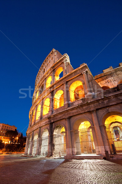 colosseum Rome Stock photo © vichie81