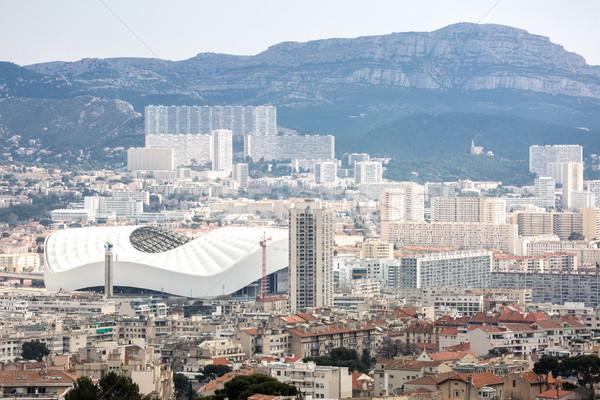 Marselha França la verão Foto stock © vichie81