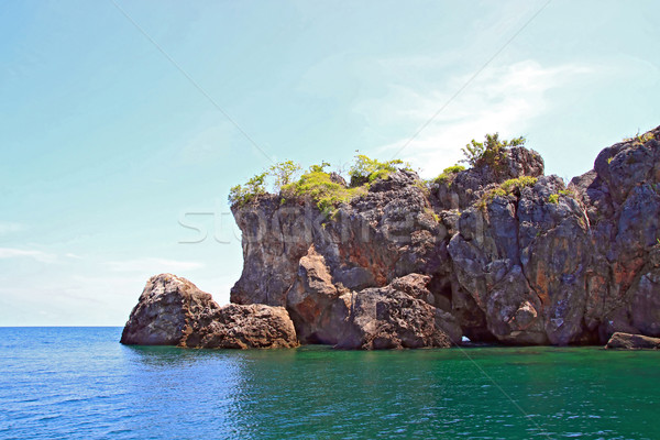 Andaman Sea Stock photo © vichie81