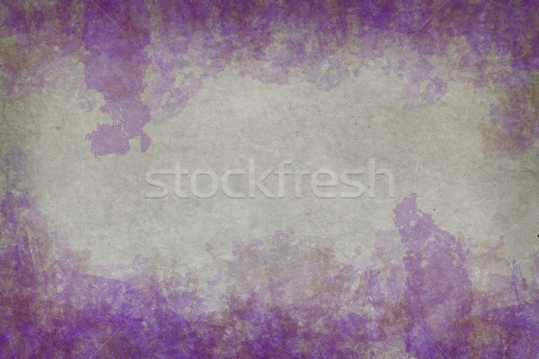 abstract grunge style painted on vintage paper background Stock photo © vichie81