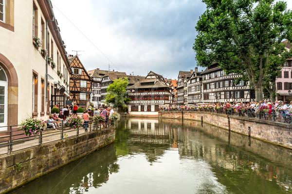 Strasbourg, France Stock photo © vichie81