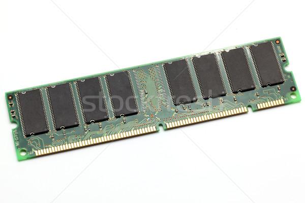 Computer Memory Stock photo © vichie81