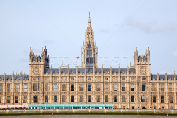 Palace of Wesminster London Stock photo © vichie81