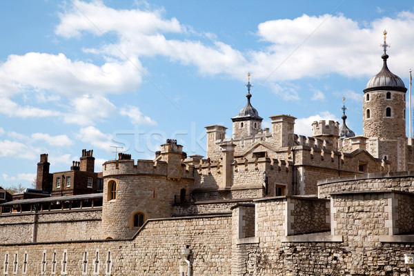 Tower of London Architecture  Stock photo © vichie81