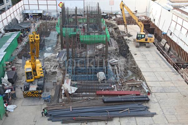 construction site Stock photo © vichie81