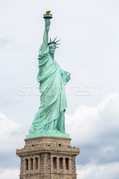 The Statue of Liberty Stock photo © vichie81