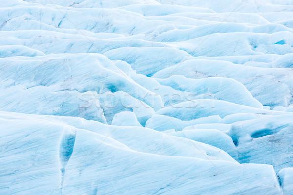 Glacier Iceland Stock photo © vichie81