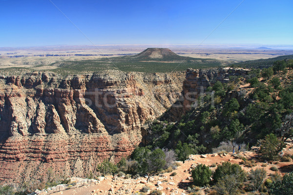 グランドキャニオン 美しい 風景 砂漠 表示 ポイント ストックフォト © vichie81