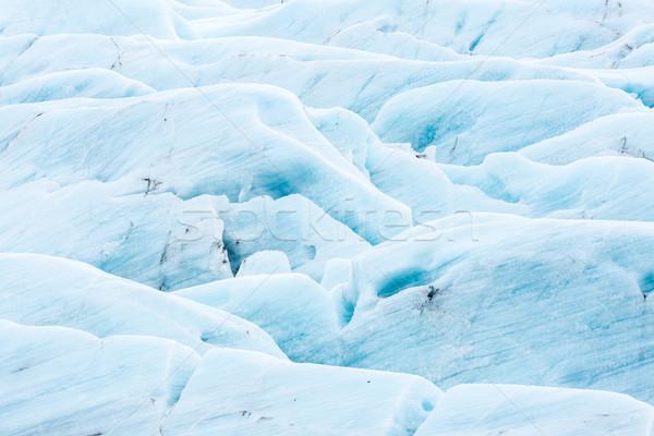 Svinafell Glacier Iceland Stock photo © vichie81