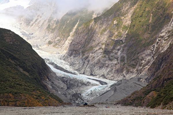 Franz Josef Glacier Stock photo © vichie81