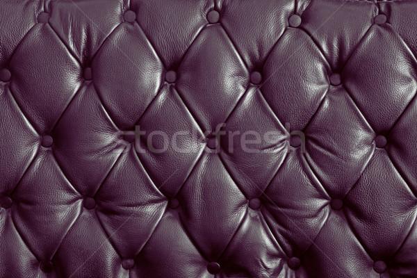 фиолетовый подлинный кожа шаблон текстуры любви Сток-фото © vichie81