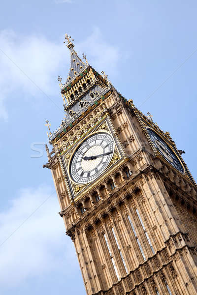 Close up of Big Ben Stock photo © vichie81