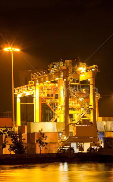 Heavy Industry Stock photo © vichie81