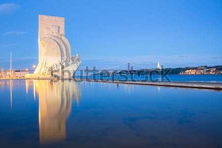 発見 リスボン ポルトガル 建物 旅行 像 ストックフォト © vichie81
