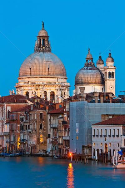Santa Maria Della Salute, Venice Stock photo © vichie81