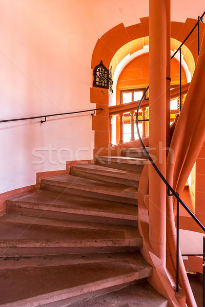 Abstract interieur architectuur patroon structuur Stockfoto © vichie81