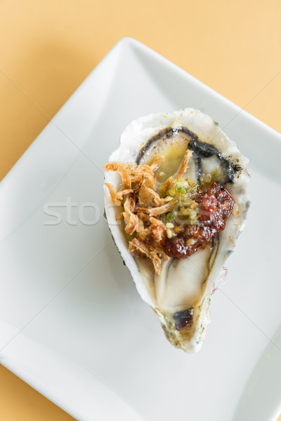 oyster Stock photo © vichie81