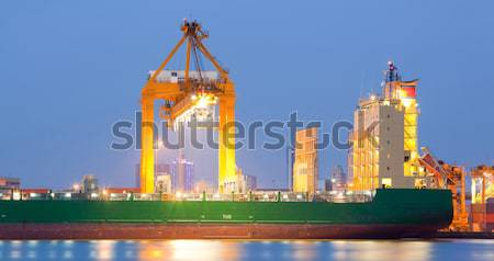 freight Transportation Stock photo © vichie81