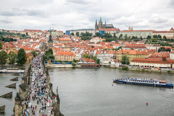 Stock photo: Pargue Czech Republic