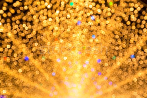 Light blurred background Stock photo © vichie81