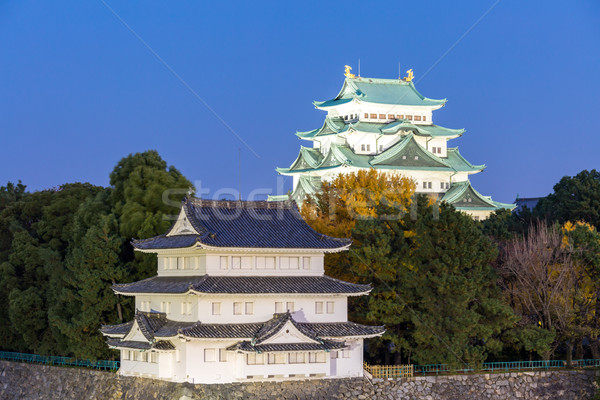 Nagoya Castle, Japan Stock photo © vichie81