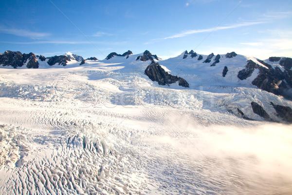 Franz Josef Glacier New Zealand Stock photo © vichie81
