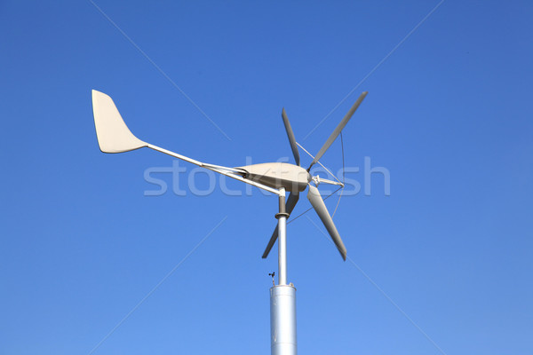 Wind Turbine Stock photo © vichie81