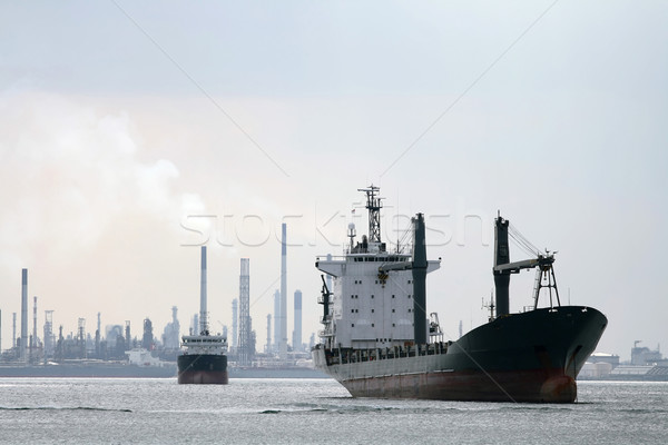 Cargo ship Stock photo © vichie81