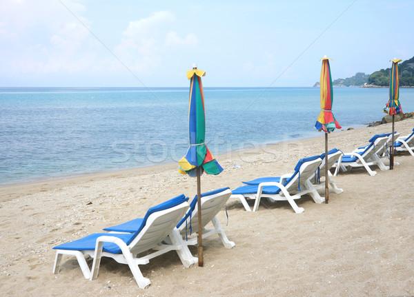 Phuket zee Thailand strand water Stockfoto © vichie81