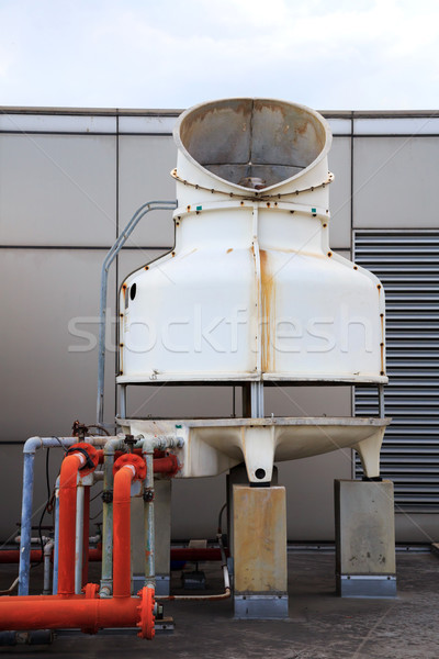 cooling system fan Stock photo © vichie81