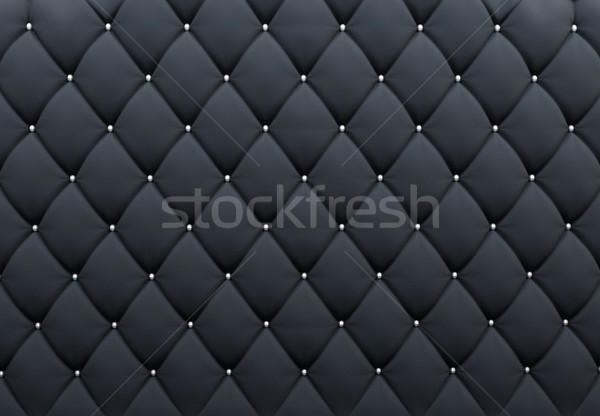 Pattern. Buttoned texture. Luxurious background Stock photo © Victoria_Andreas