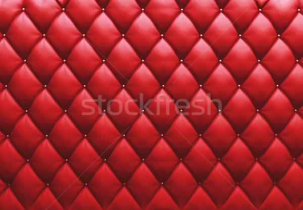 Rojo textura repetir patrón pared resumen Foto stock © Victoria_Andreas