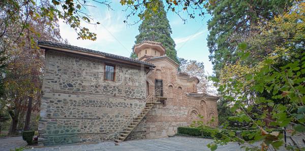 Boyana Church Bulgaria Stock photo © vilevi