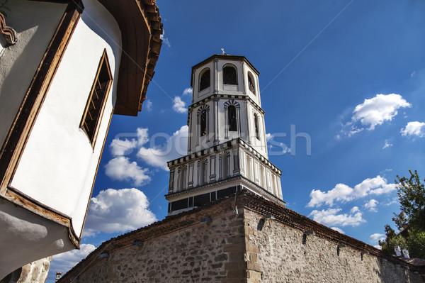 Old Plovdiv Stock photo © vilevi