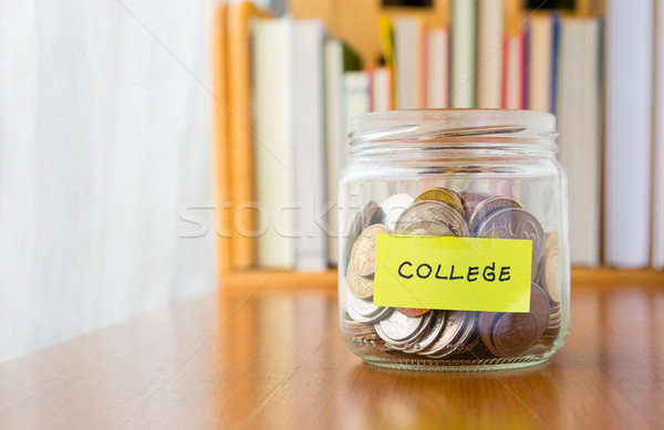 College savings plan Stock photo © vinnstock