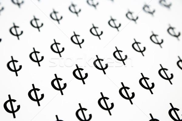 セント にログイン お金 シンボル パターン 黒白 ストックフォト © vinnstock